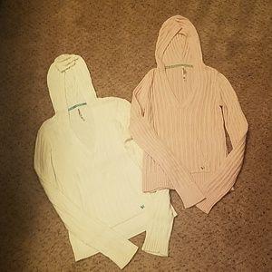 2 Aeropostale Sweaters